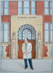Ian Spence Simon Fieldhouse 108x150 Medical Portraits