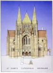 St Johns Cathedral Brisbane Simon Fieldhouse 110x150 Brisbane Architecture
