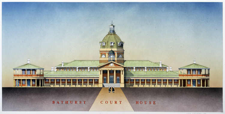 Bathurst Court House - NSW