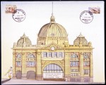 Flinders Street Station Melbourne Envelope 150x121 Melbourne Architecture