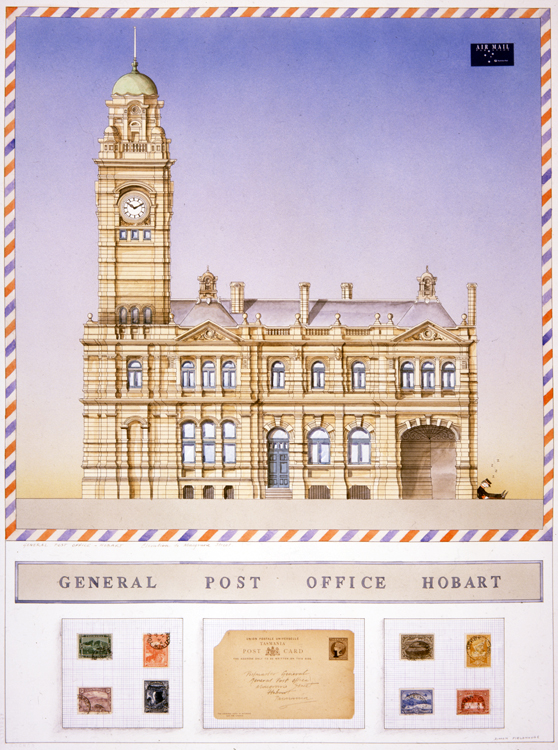 General Post Office - Hobart - GPO
