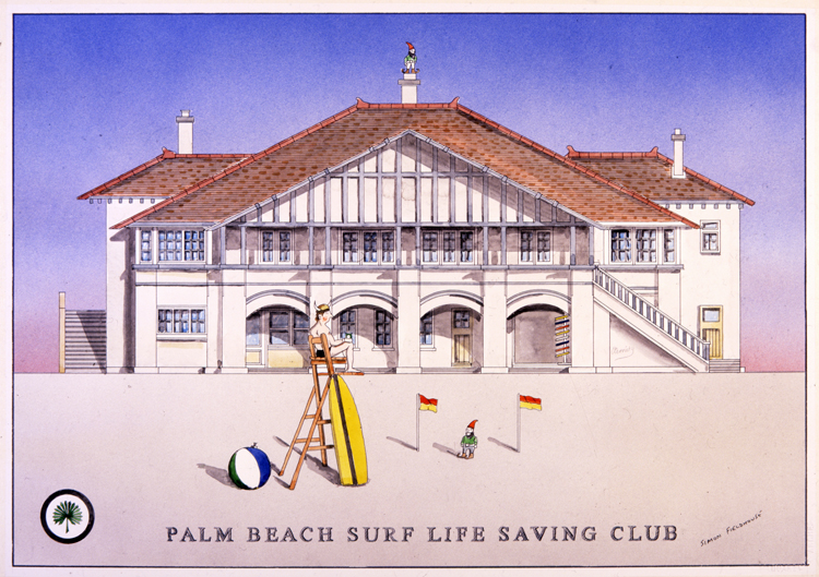 Palm Beach Surf Life Saving Club