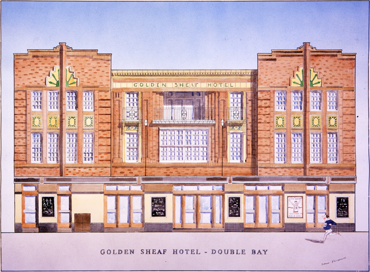 The Golden Sheaf Hotel - Double Bay